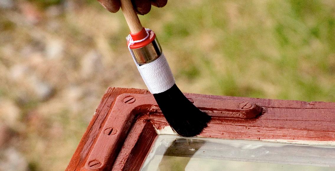 Fönsterrenovering - steg för steg