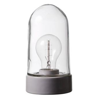 Porslinslampa inomhus, rak