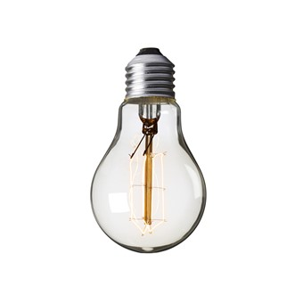 Lyktglödlampa 60W