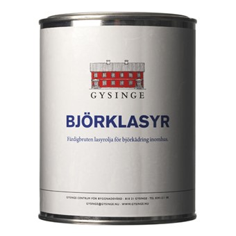 Björklasyr 1 L