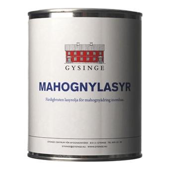 Mahognylasyr 1 L