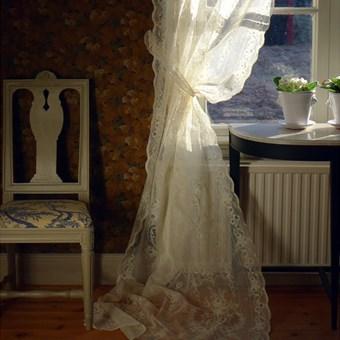 Spetsgardin Salsgardinen, 250 cm