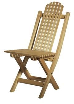 Trädgårdsstol Sommarro. Omålad