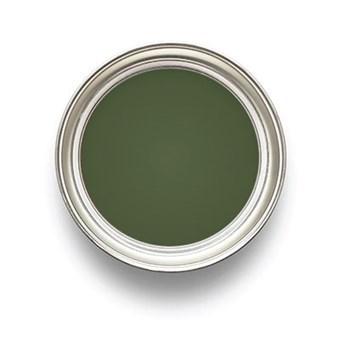 Linoljefärg Kromoxidgrön, 1 L