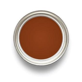 Slamfärg Rödockra med linolja