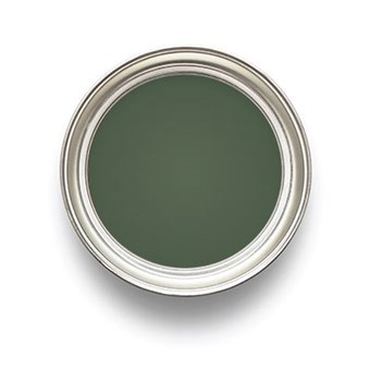 Linoljefärg Oxidgrön, 1 L