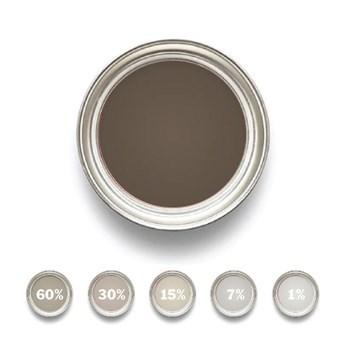 Linoljefärg Obränd Umbra