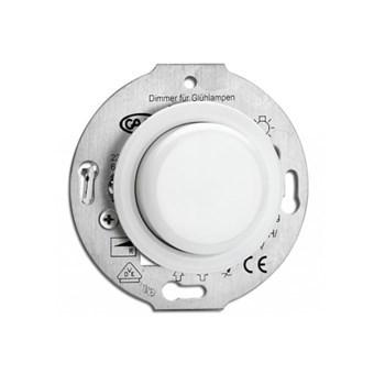 Dimmer LED 7-110 W insats, Porslin