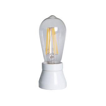 LED-lampa Klar, E27 Edison Dim 3,6W (30W)